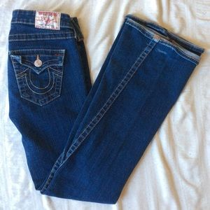 Bootcut True Religion Brand Jeans, Section Joey